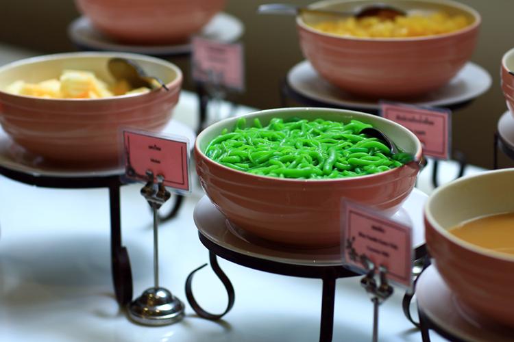 Dining Room At Royal Benja Hotel Bangkok