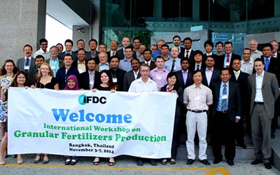 IFDC International workshop