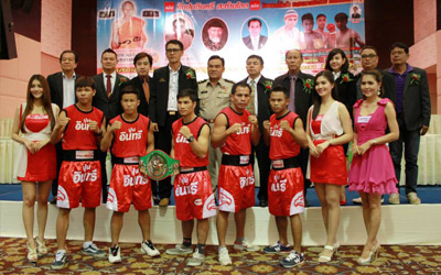 Kokiet Group World Boxing