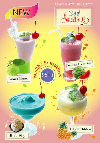 Smoothies Series